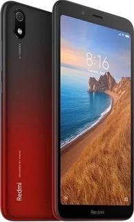 Celular Xiaomi Redmi 7a Red 32gb 2gb Ram+capa+brinde + Nf