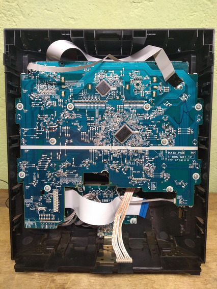 Gabinete Frontal + Placa Painel Sony Mhc Gpx3 Hcd