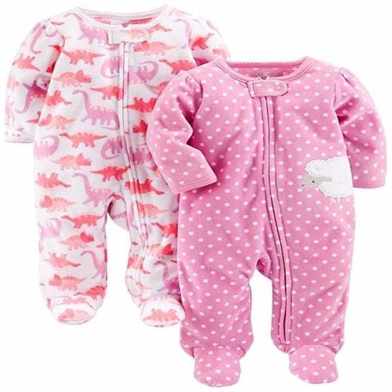 2 Pijamas De Polar Carter