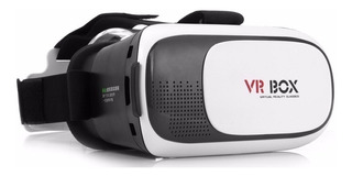 Lentes Realidad Virtual Vr - Compatible Con Android - iPhone