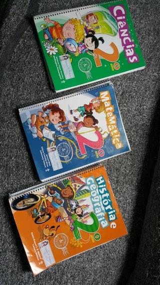 Livros Colegio Adventista, Interagir E Crescer 3º Ano