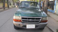 Ford Ranger Xl Doble Cabina Año 2000