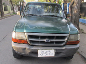 Ford Ranger Xl Doble Cabina Año 2000