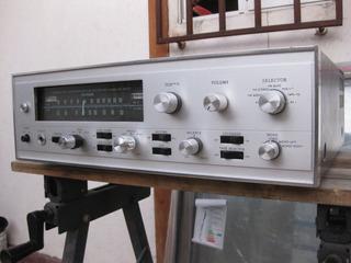 Receiver Pioneer Sx 600t. El Primer Receiver Transistorizado