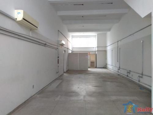 Imagem 1 de 6 de Aluga-se Salão Comercial - Centro - Presidente Prudente Sp - 387