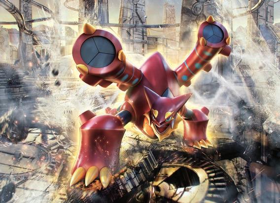 Pokémon Volcanion Evento Americano 6ivs X Y Or As Promoção