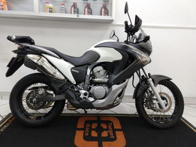 Honda Xl 700 V Transalp Branco 2014 - Target Race