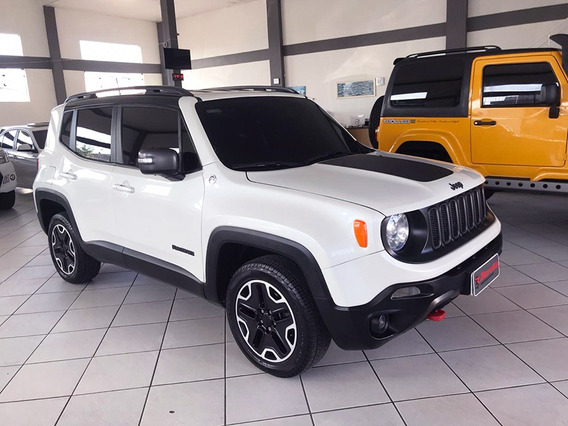 Jeep Renegade Trailhawk 4x4 Aut.