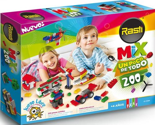 Rasti Mix 200 Pzas