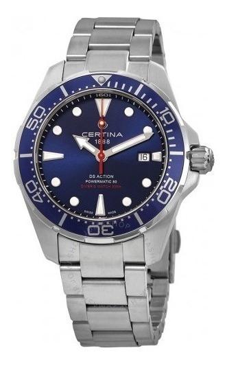 Relógio Suíço Certina C032.407.11.041.00 Action Diver Azul