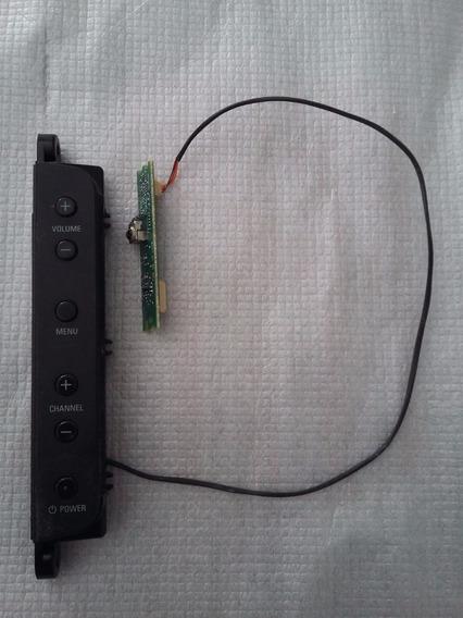 Teclado De Funções + Sensor Da Tv Philips 42pfl3403/78