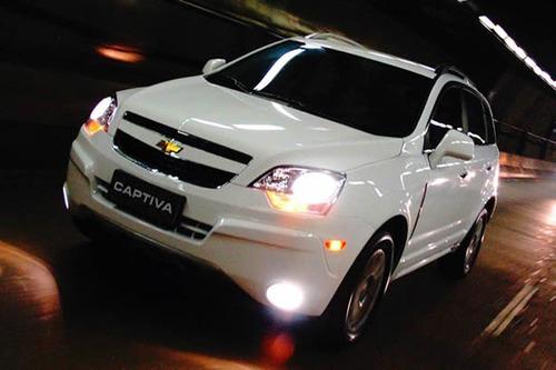 Sucata Retirar Peças Chevrolet Captiva 3.0 V6 4x4