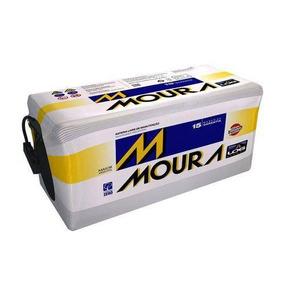 Bateria Moura 150 Amperes! ( Caminhão E Ônibus )