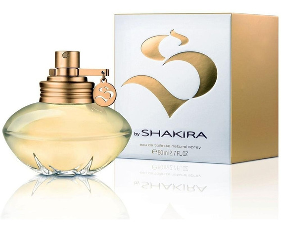 S By Shakira 80ml Feminino | Lacrado E 100% Original