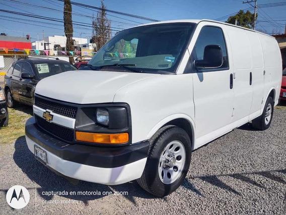 Chevrolet Express 2014 4.3 Cargo Van Ls Mt