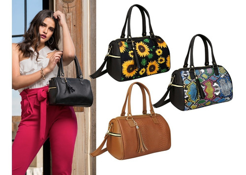 Imagen 1 de 3 de Bolso Para Dama Elegante Y De Moda, Oportunidad De Negocio