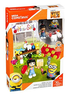 Mega Construx Despicable Me Agnes Toy Sale Set De Construcci