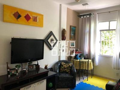 Apto 2 Quartos Para Alugar, 70 M² Por R$ 1.000/mês - Fonseca - Niterói/rj - Ap0440