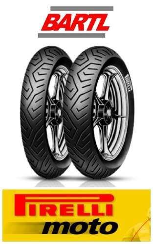 Cubierta Moto 120/80-16 Pirelli Mt75 Milestone Freeway