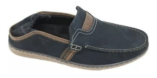 Sapato Mocassim Masculino Pegada Original 141101-09