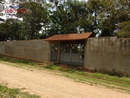 Imagem 1 de 15 de Chácara Residencial À Venda, Aldeia Ivoturucaia, Franco Da Rocha. - Ch0001