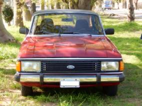 Ford Falcon Ghia 3.6 1982