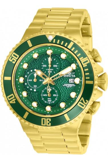 Relógios Invicta Pro Diver 25299 Ouro 18k
