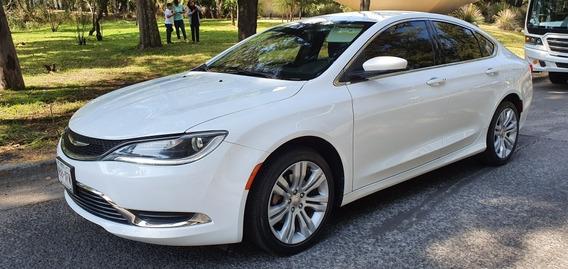 Chrysler 200 2.4 200 Limited Mt 2016