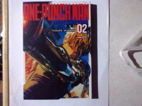 Mangá One Punch Man Vol-02