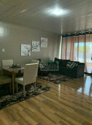 Imagem 1 de 17 de Casa Com 3 Dormitórios À Venda, 550 M² Por R$ 500.000,00 - Petrópolis - Manaus/am - Ca4181