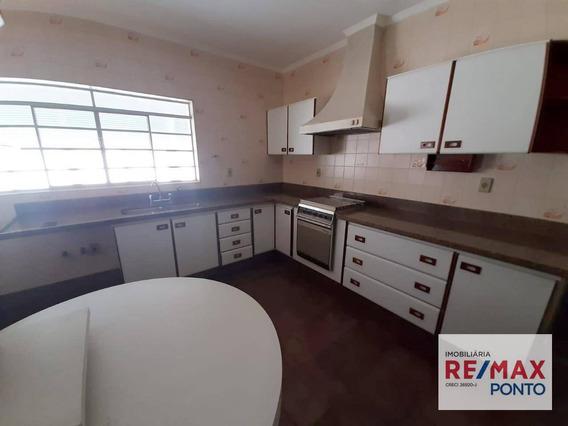 Casa Com 3 Dormitórios Para Alugar, 202 M² Por R$ 1.700/mês - Tucura - Mogi Mirim/sp - Ca0097