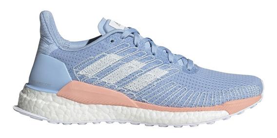 Zapatillas adidas Running Solar Boost 19 W Mujer Ce/bl