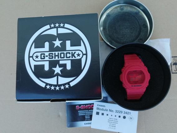 Relógio Masculino Casio G-shock 35 Anos Dw-5735c-4 Semi-novo