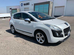Peugeot 3008 Turbo Automatica Aire, Airbags