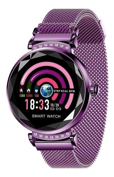 Reloj Deportivo Inteligente H2 Smartwatch Para Mujeres