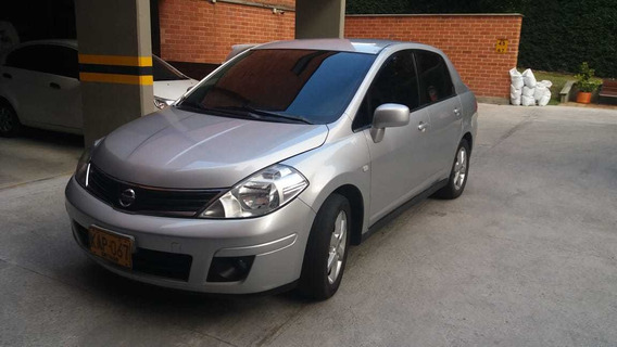 Nissan Tiida Premium Automatico 4x2 Gasolina