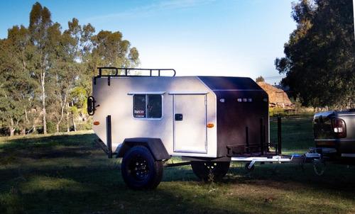 Mini Casa Rodante Off Road