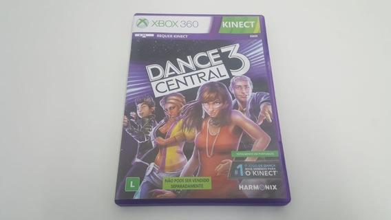 Jogo Dance Central 3 - Xbox 360 - Original