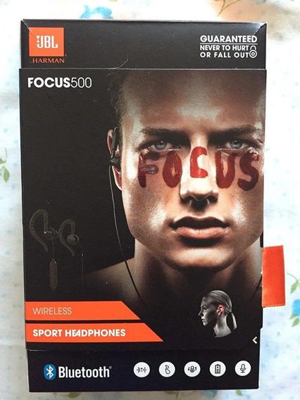 Fone De Ouvido Jbl Focus 500 Bluetooth-envio Imediato Box Cx