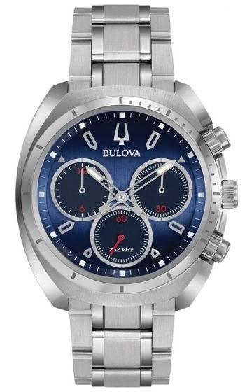 Relógio Bulova Masculino Curv Wb31952f