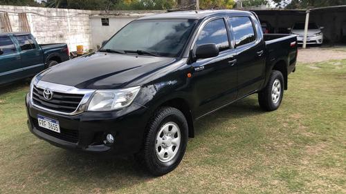 Toyota Hilux 2.5 Cd Dx Pack Tdi 120cv 4x2 2013