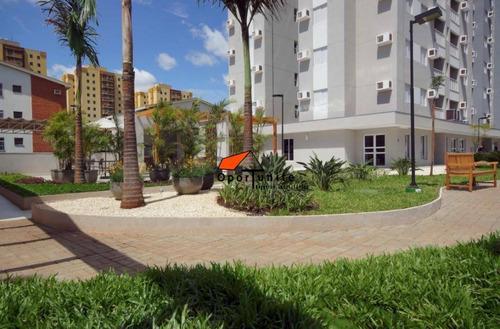 Apartamento Com 3 Dormitórios À Venda, 70 M² Por R$ 370.000,00 - República - Ribeirão Preto/sp - Ap0998