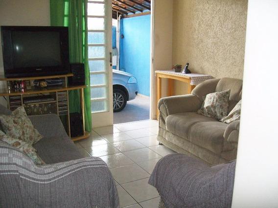 Casa Com 2 Dormitórios À Venda, 118 M² Por R$ 299.000 - Conjunto Habitacional Padre Anchieta - Campinas/sp - Ca0578