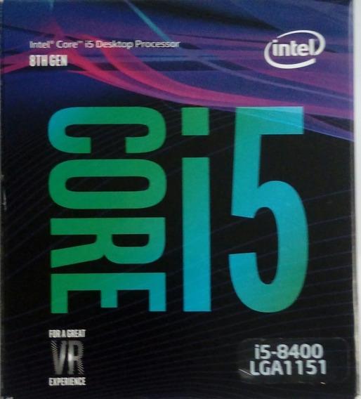 Processador Intel Core I5 8400 8ª Geração Usado Semi-novo