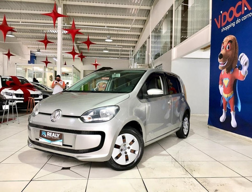 Imagem 1 de 10 de Volkswagen Up! - 1.0 Move Up Flex