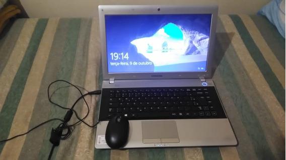 Notebook Sansung Rw 415 Usado Funcioando