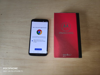 Moto Z3 Play 64 Gb Xt1929-5