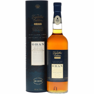 Whisky Oban 15 Años Distillers Single Malt C/estuche Escoces