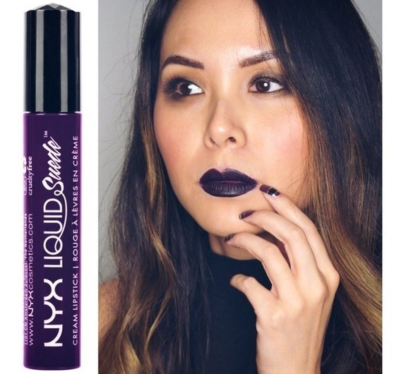 Labial Mate Liquid Suede Nyx Cosmetics 100% Original