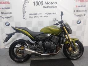 Honda Cb 600 Hornet 2012 Otimo Estado Aceito Moto